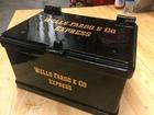 1880&#39s Strongbox Restoration
