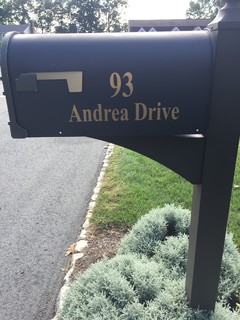 93 ANDREA DRIVE DECAL