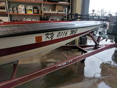 Boat Registration Decals
