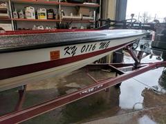 Boat Registration Decals
