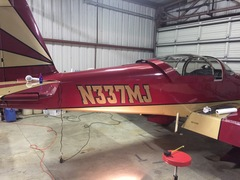 12 Inch N-Numbers RV7A Aircraft