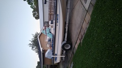 boat w new Sign Specialist decals